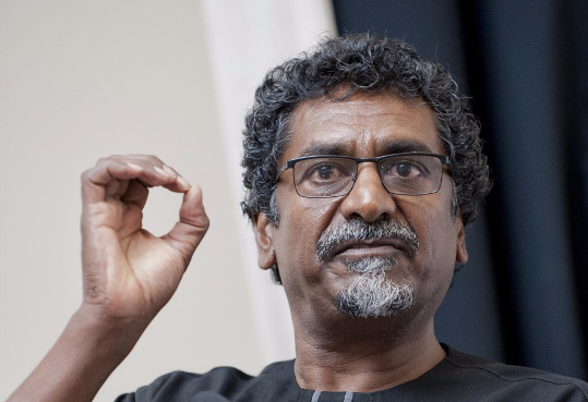 Jay Naidoo. Picture: MARTIN RHODES