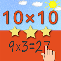 Multiplication Tables 10x10 icon