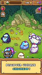 Chichens: Crazy Chicken Tapper APK screenshot thumbnail 2