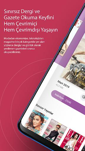 Türk Telekom e-dergi screenshot 1