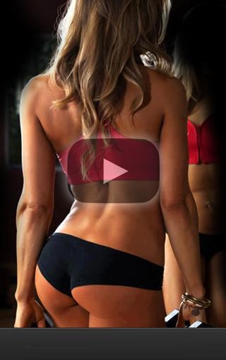 Видео Кино фитнес женщины