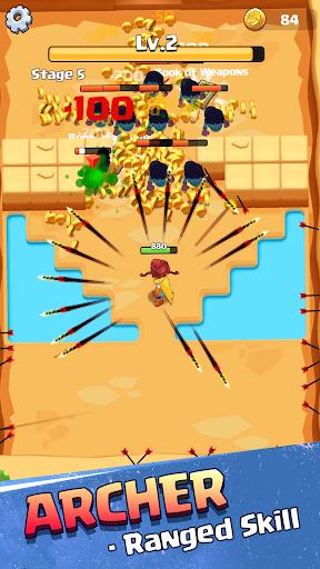 Code Triche ByeBye Monster APK MOD screenshots 2