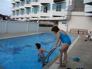 Photo: hotelový bazén
