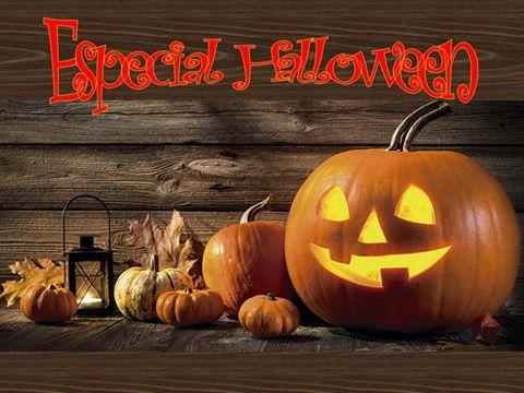 Especial Halloween en el mediterraneo