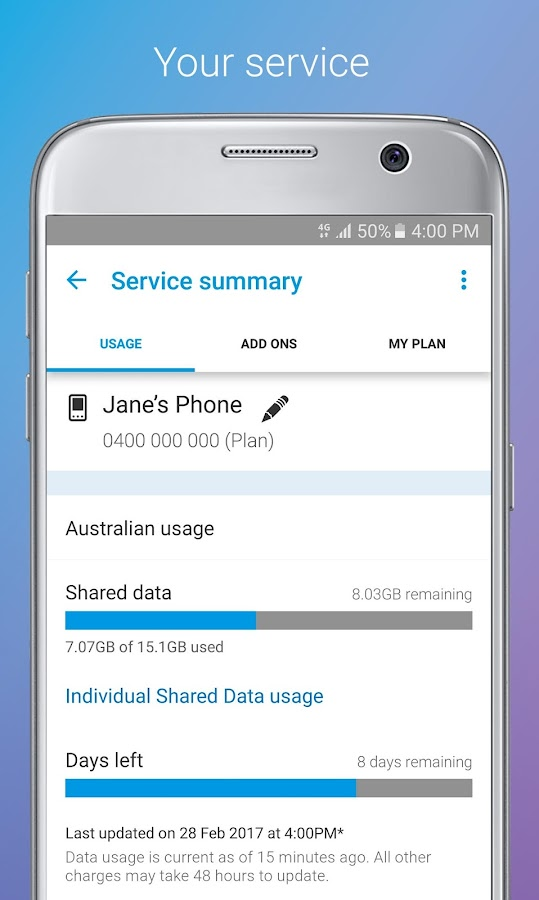 Telstra 24x7- screenshot