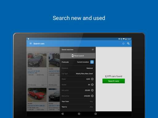 Auto Trader - New & used cars for PC