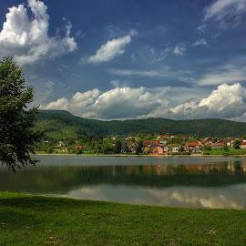 SABLJACI by Anton Šutej - Landscapes Cloud Formations ( sabljaci )