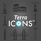 Terra Icons: Augmented Reality icon