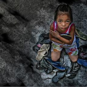 My Slippers by Mj Loyola Ganitano - Digital Art People