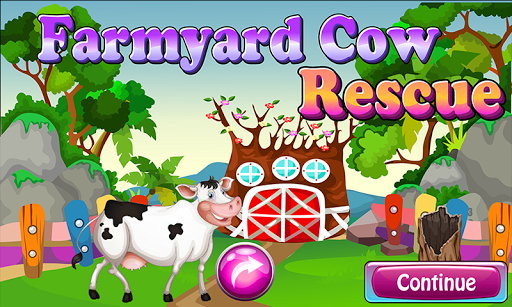 解謎必備免費app推薦|Farmyard Cow Rescue Game 153線上免付費app下載|3C達人阿輝的APP