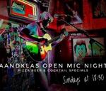 Aandklas Open Mic Night Sundays : Aandklas Hatfield