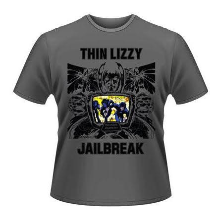 T-Shirt - Jailbreak Grey