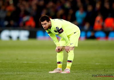 Messi n'est pas le meilleur joueur de tous les temps selon Ronaldinho