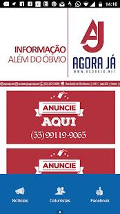 Agoraja.Net - náhled