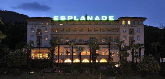 Esplanade Resort and Spa Locarno