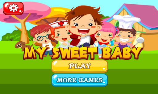 My Sweet Baby- baby Game