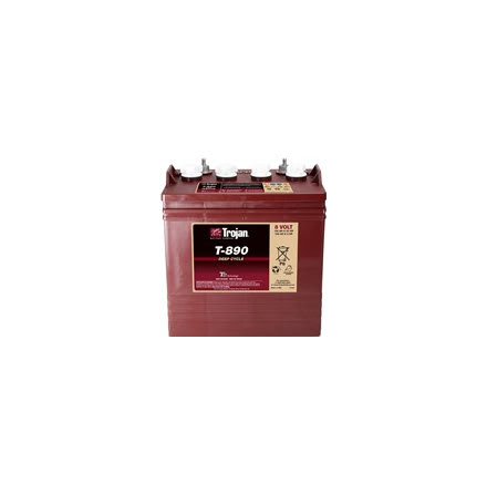 Deep-cycle batteri Trojan 8V/190Ah T890