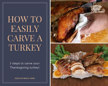 How To Easily Carve A Turkey Recipe