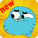 Angry Gumball icon