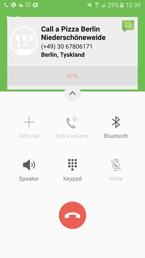 SMS from Android 4.4- screenshot