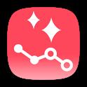 ゆるぴかダイエットアプリ icon