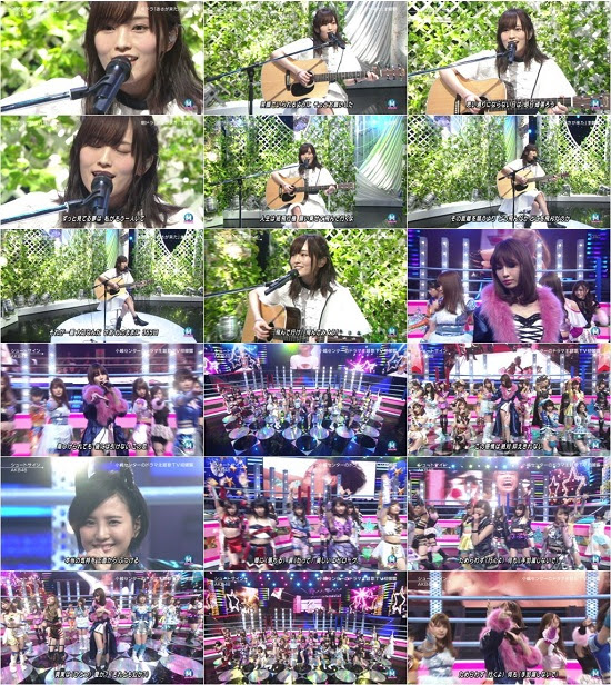 (TV-Music)(1080i) AKB48 Part – Music Station SP 170210