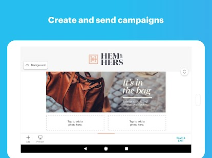MailChimp - Email, Marketing Automation- screenshot thumbnail