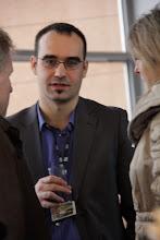 """Photo: TedxAlsace - Jean-François Ruiz - Speaker - Dirigeant et Fondateur de PowerOn - """"Vous à la Puissance du réseau"""""""