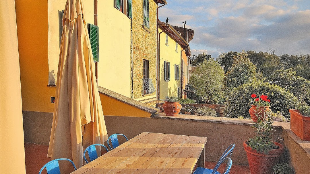 Casa Terrazza Vacation Home Rental Agency In Lucignano