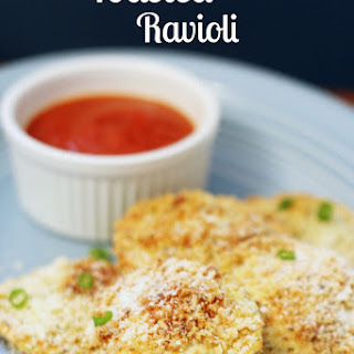 Toasted Ravioli Without Bread Crumbs Recipes.