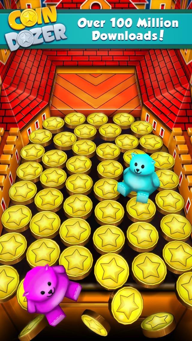 Coin Dozer - Free Prizes screenshot #2