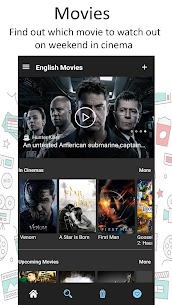 WatchQ – Guide for Cinema, Movie, Trailer & Review App Download For Android 3