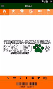 Koquetos Grooming - náhled
