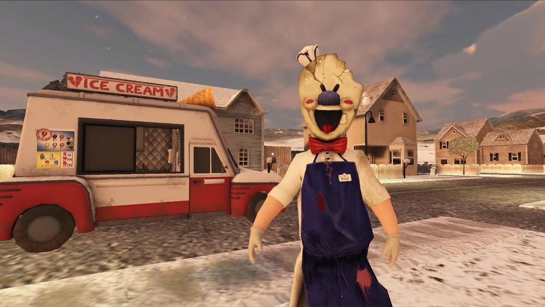 Ice Scream 2: Horror Neighborhood Android App Screenshot