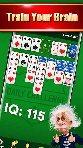 Solitaire - Classic Solitaire Card Games 1.1.4 4