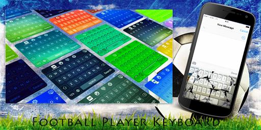 Football Player Keyboard