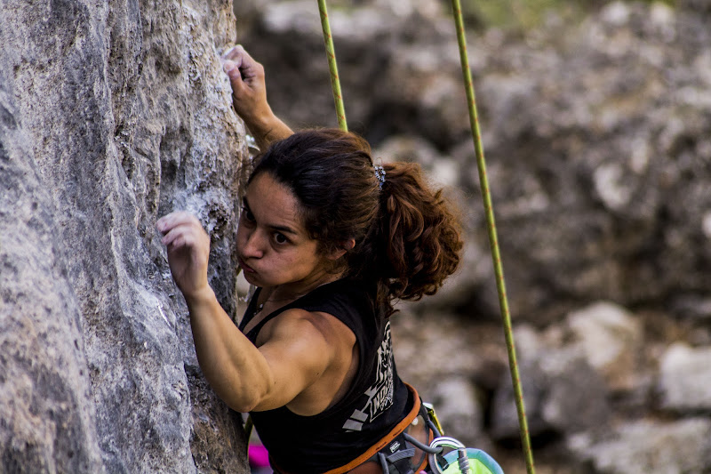 Climbing Girl di fast.dp