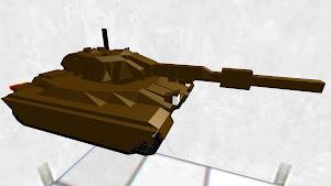 heavy tank T114 E1 mod.2