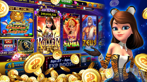 Golden Tiger Slots - Online Casino Game 1.3.0 screenshots 1