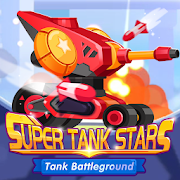 Super Tank Stars – Tank Battleground, Tank Shooter MOD APK 1.0.7 (Free Shopping)