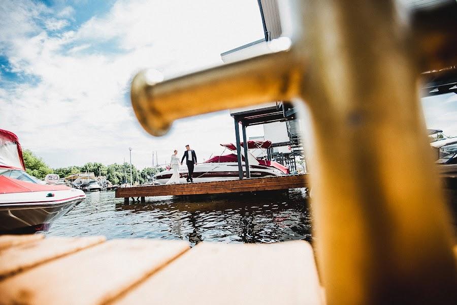 Wedding photographer Slava Semenov (ctapocta). Photo of 17.08.2016