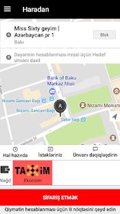 TAXİM-mənim taksi servisim - náhled