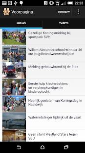Westlanders.nu - screenshot thumbnail