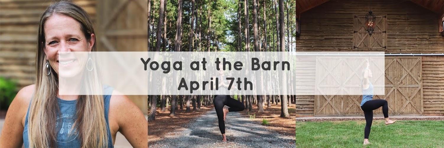 Yoga at the Barn