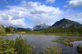 Photo: Banff - Vermillion Lakes