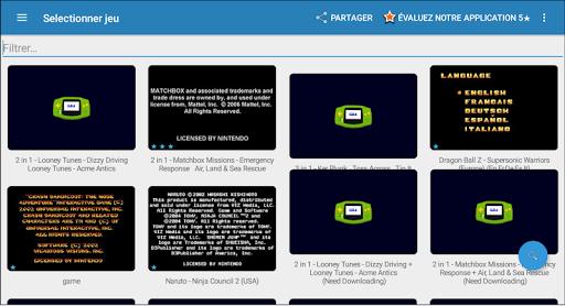 GBA Emulator 1.0 screenshots 2