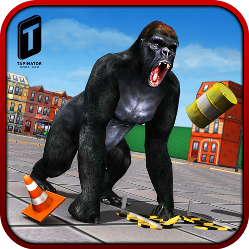 Ultimate Gorilla Rampage 3D - Apps on Google Play