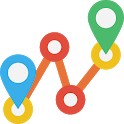 Free GPS Tracker - Location Analysis and Geofences icon