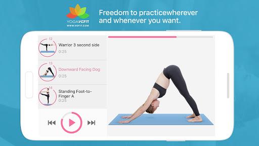 Yoga - Poses & Classes  screenshots 4