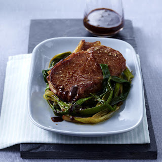 Asian Veal Steaks